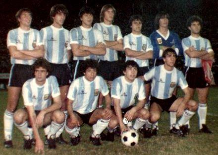 Argentina sub 20 error de utiler a 1985 en una baldosa for Revistas del espectaculo argentino