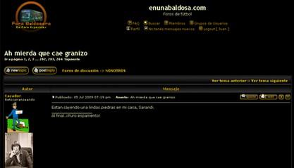 cazadorforista2009