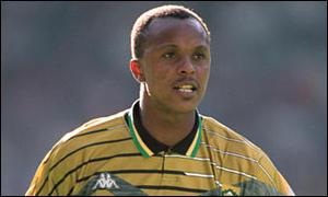 Khumalo en la Selección