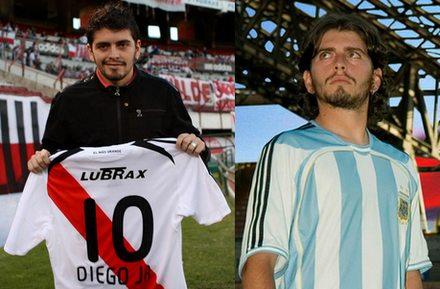 Especiales: Diego Maradona Jr. | En Una Baldosa