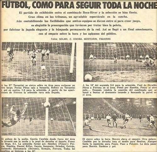 argentina - RiverBoca