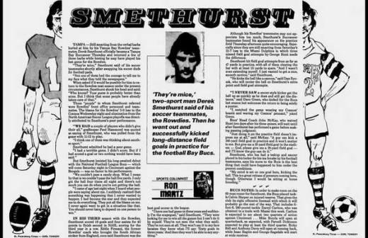 Derek Smethurst