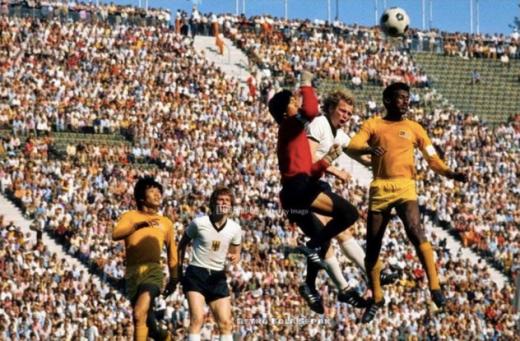1972 Malasia Alemania