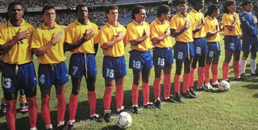 colombia 1992