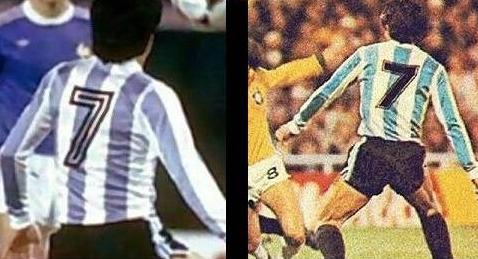 Argentina con números distintos (1978 y 1986) bb6bd5bf51668